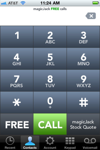 magicjack for iphone