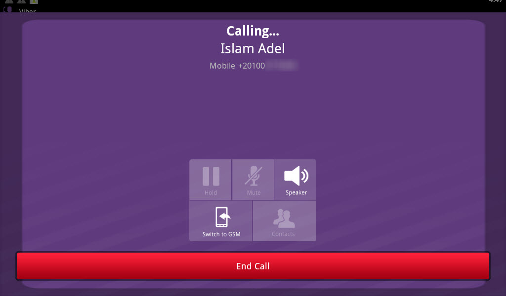 viber for pc bluestack software