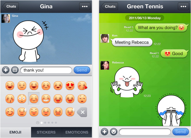 download line app free stickers emoticons emoji