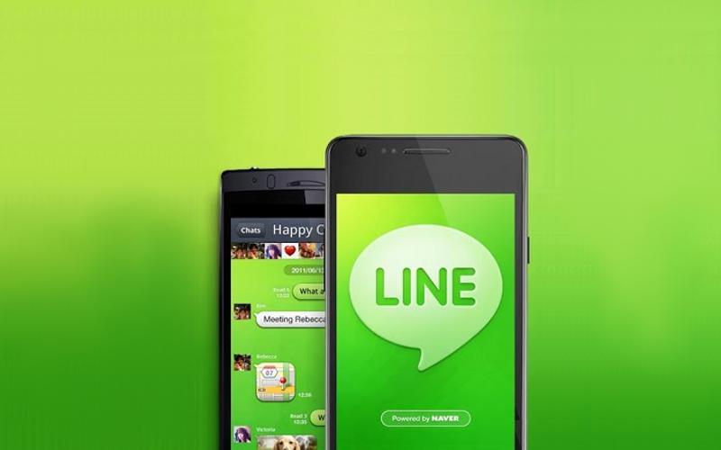 download line app