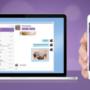 تحميل النسخة الرسمية برنامج فايبر للكمبيوتر - Viber Desktop